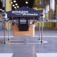 Waterstones Vs Amazon Prime Air: Social Media Battle